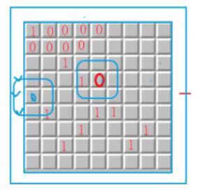 用C语言简单实现扫雷小游戏