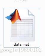 python读取和保存mat文件的方法