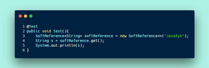 四种引用类型在JAVA Springboot中的使用详解